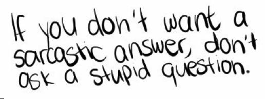 Screenshot from http://cupidjazmine.blogspot.com/2011/05/stupid-questions.html
